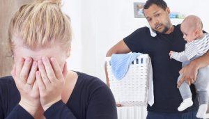 депресия след раждане